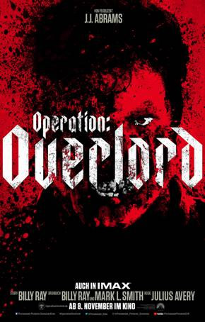 Operation Overlord © Paramount