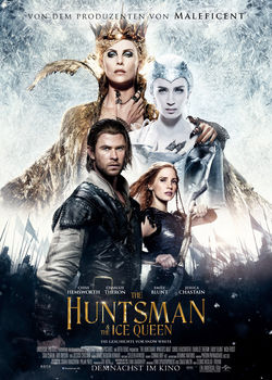 The Huntsman and the Ice Queen © Universal Pictures