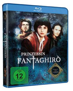 Prinzessin Fantaghiro © Studio 100