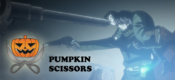 Pumpkin Scissors © 2006 RYOTARO IWANAGA•KODANSHA/ GONZO