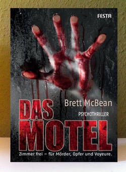 Das Motel (Brett McBean, Verlag: Festa)