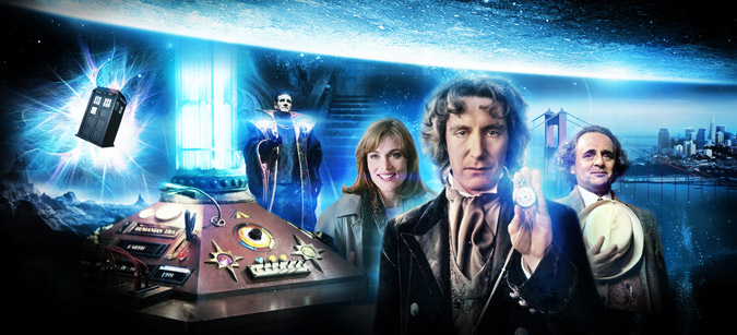 Doctor Who - Der Film © Pandastorm