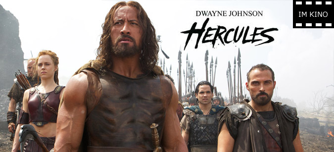 Hercules © Paramount Pictures